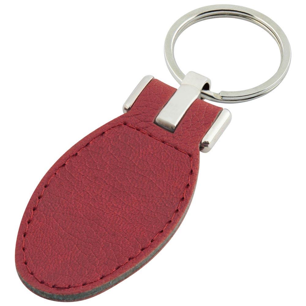 TD-06-K Leather Keychain