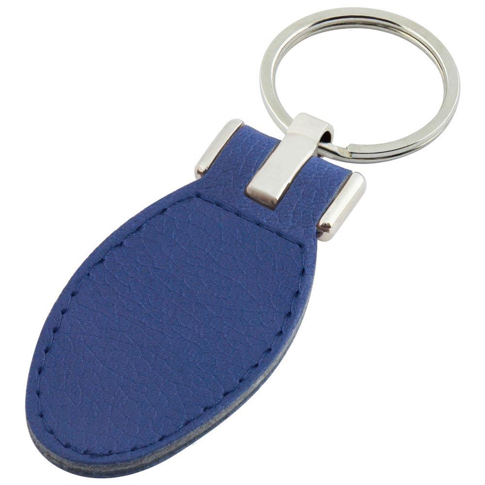 TD-06-M Leather Keychain